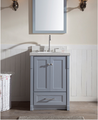 Contemporary vanities