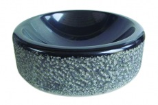 Black Granite Sink BMSB-079